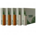 Cigaletric e cig starter kit Compatible  Cartomizer cartridge refills at low price